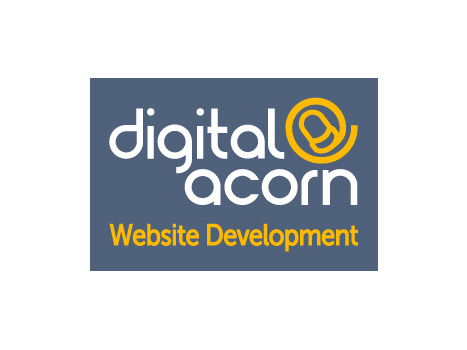 Digital Acorn logos for web