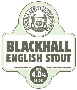 Black Hall English Stout