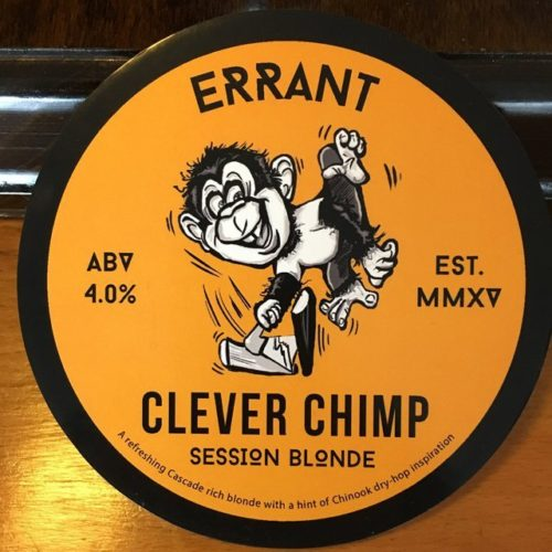clever chimp
