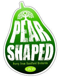 Sandford Pear Shaped Perry
