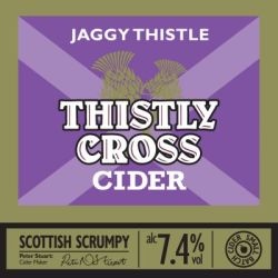 Thistly Cross Jaggy Thistle